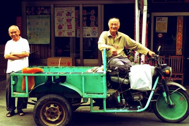 台南菁寮社區攝影展 記錄農村的生活光影