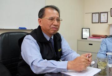 泰成麵粉廠董事長陳翼宗