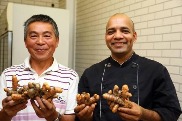 小農食材做印度料理 天然香料搭有機蔬食