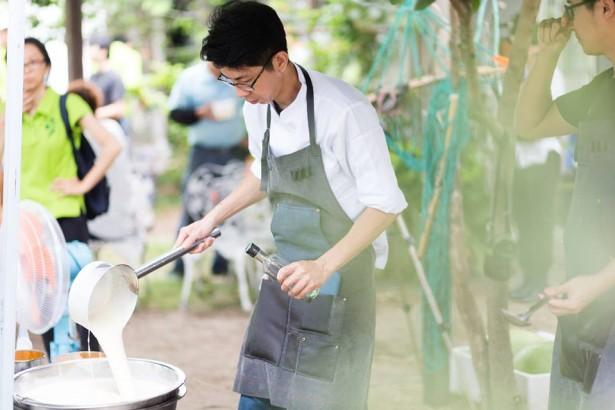 在地好食材做歐陸料理 南台灣溫暖「好市集」