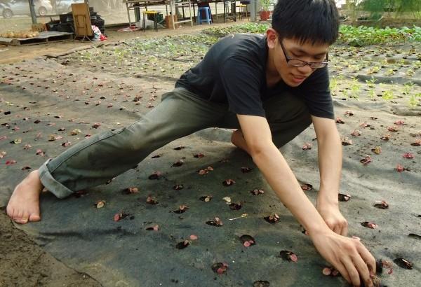 培育農業新血 嘉大農業公費生 3年全額獎學金