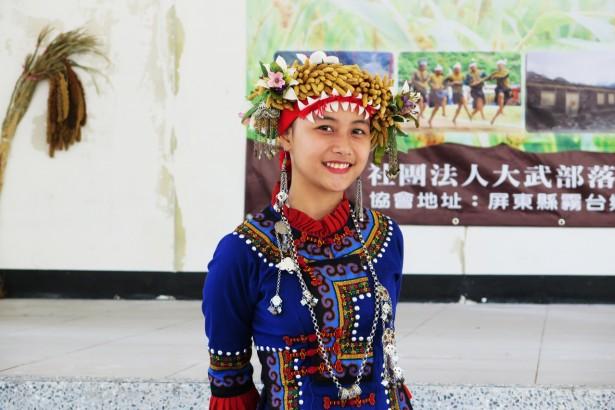 魯凱小米說故事  霧台大武部落 保留21種小米品系