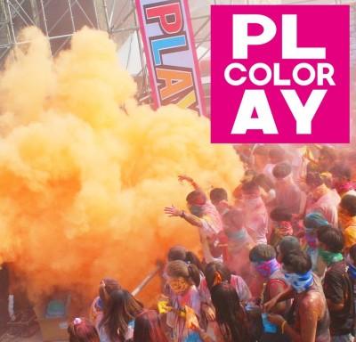 (圖片來自Color Play Asia - 彩色派對臉書粉絲團)