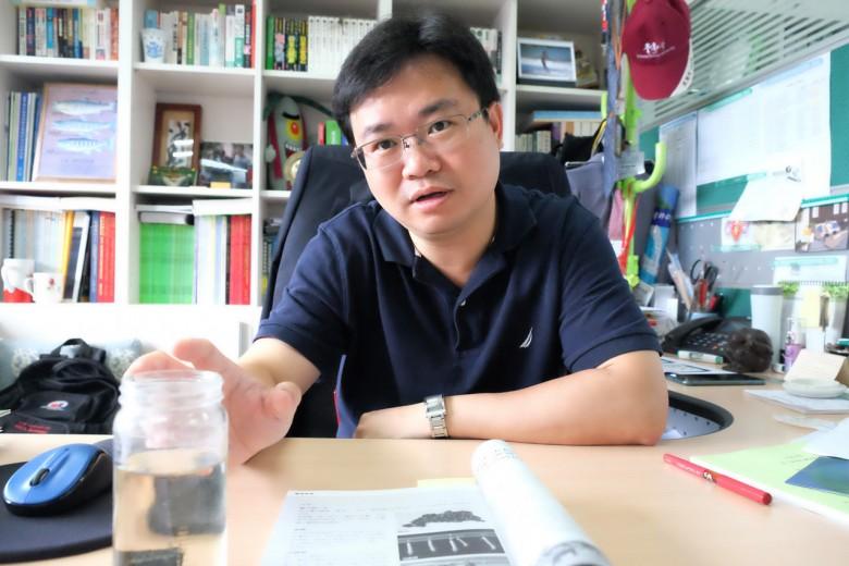 台大公共衛生學院蟲媒傳染病實驗室主持人蔡坤憲2