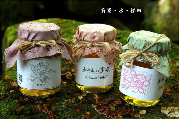 【公民寫手】和禾分享蜜~~遇見森林當下的美麗