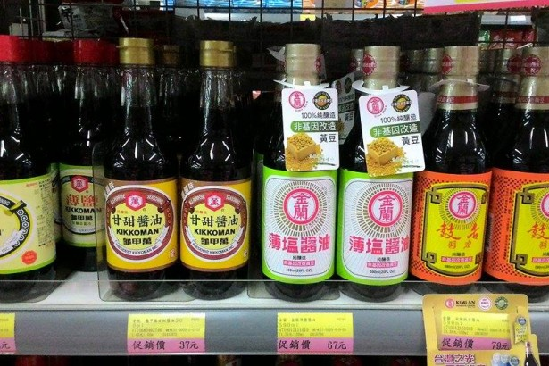 徐仲認為,大廠很難為小廠量身定做生醬汁,但大廠不等於是化學醬油。(圖/潘子祁攝影)