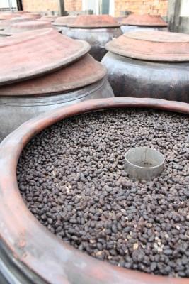 古法種麴發酵的蛋白質分解效率未必高,但卻能充分展現食材味道。(圖/顧瑋提供)