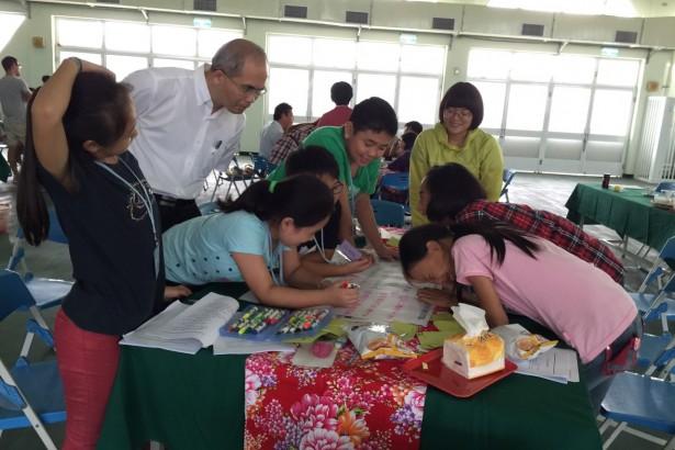 【公民寫手】公私協力:官田綠色營養午餐工作坊系列報導1