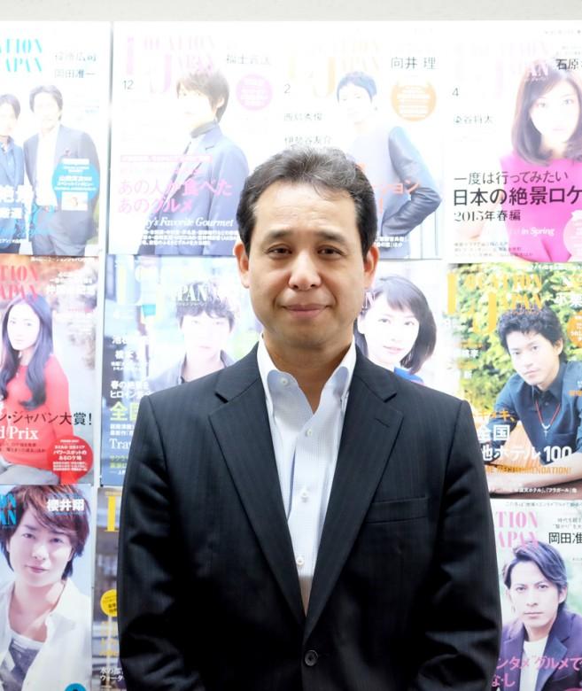 地域活性計畫公司的社長藤崎慎一