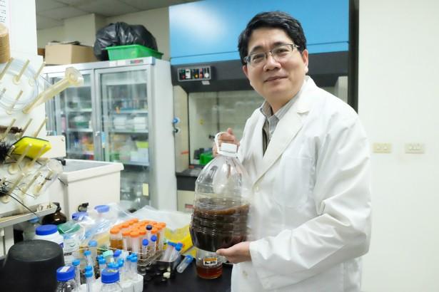 植物界的表飛鳴 生物農藥新星 芽孢桿菌