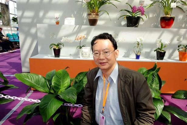 推動台灣蘭花60億產業 育種專家蔡奇助博士驟逝