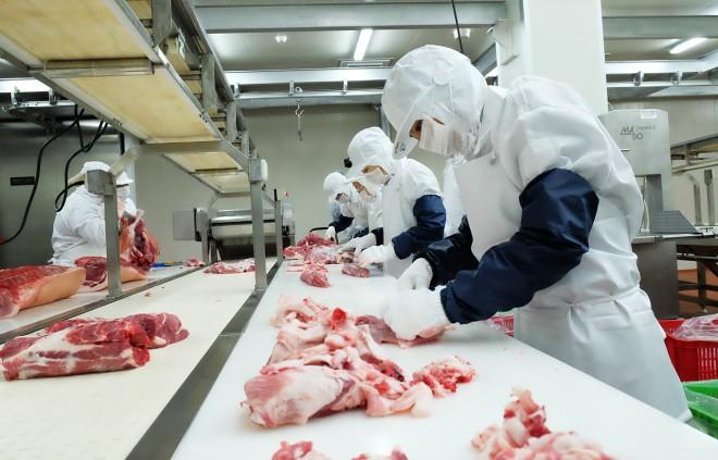 好的豬肉分切場可創造出豬肉的價值