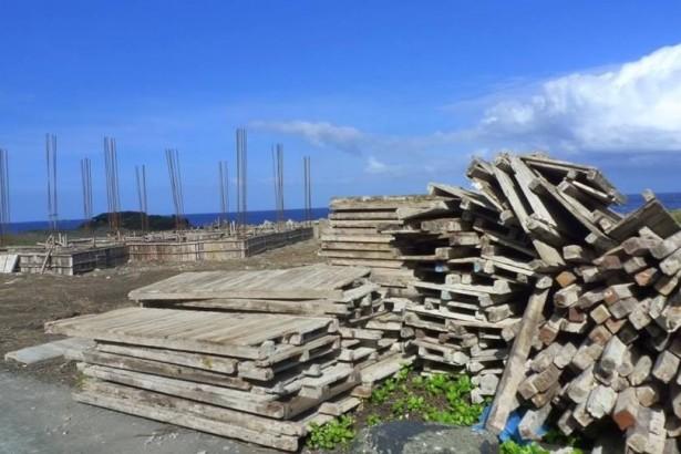 蘭嶼海岸逐步失守 蘭嶼居民控政府放任違建