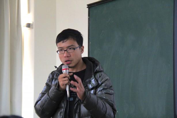 【公民寫手】張開土地之網:彭正龍談食農教育的社區實踐