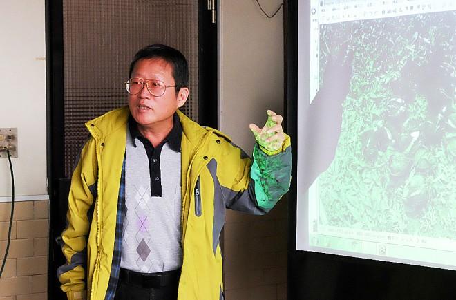 台灣有機棉創新科技公司總經理王之英