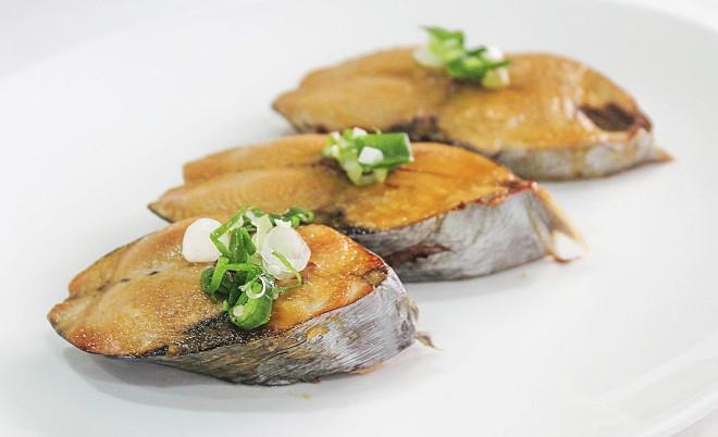 齒鰆味噌真燒,齒鰆拿來煎煮都很美味。(圖片提供-徐承堉)