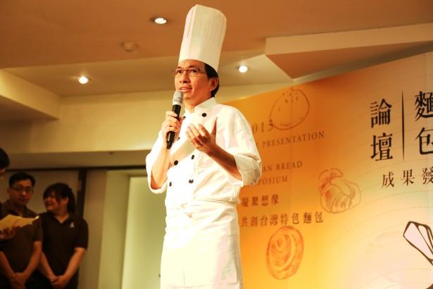 亞洲麵包師來台切磋 吳寶春準備神秘麵包