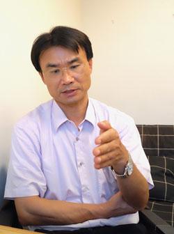 新任農委會副主委陳吉仲