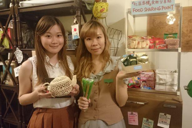 【公民寫手】任取任捐的社區雪櫃 香港共享食物的嘗試~