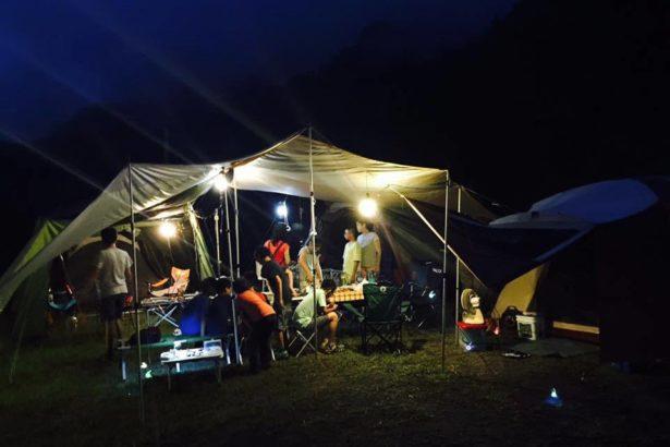 【公民寫手】大自然的拼貼磚-露營區