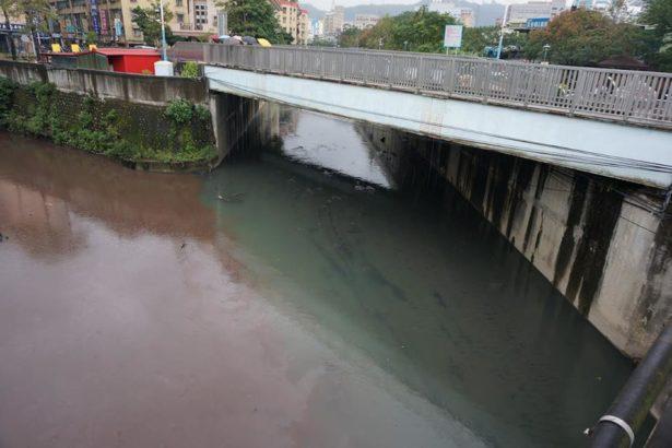 淡水河上游工廠污染嚴重 氰化物超標42倍