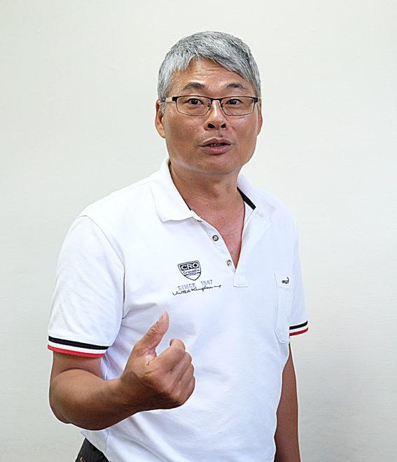 台中農改場稻米專家楊嘉凌。
