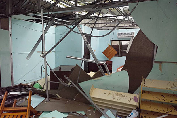 颱風橫掃蘭嶼 蘭恩基金會災情慘重 亟需協助