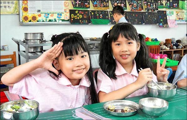 吃飯也有城鄉差距 農委會提案 六都學童吃有機