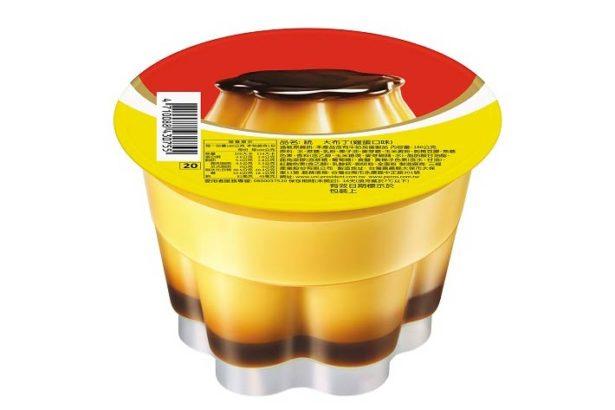 市售布丁含糖量過高  一顆統O大布丁就過量