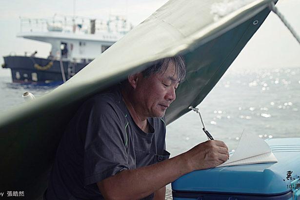 讓黑潮帶著漂流 廖鴻基:當你坐在海上,世界會放大