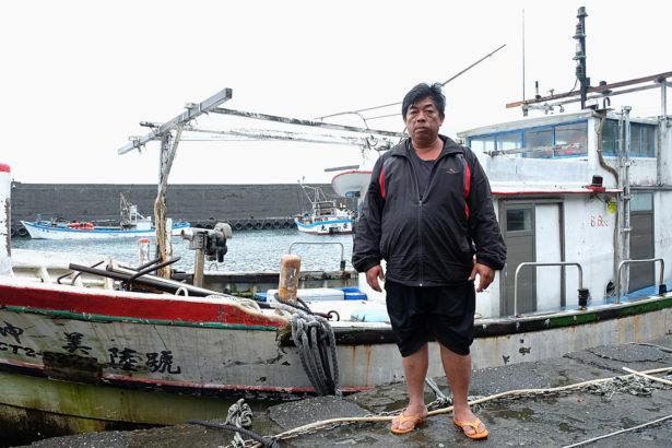 【漁民沈河安】捕魚沒有未來,但是我會守在這裡