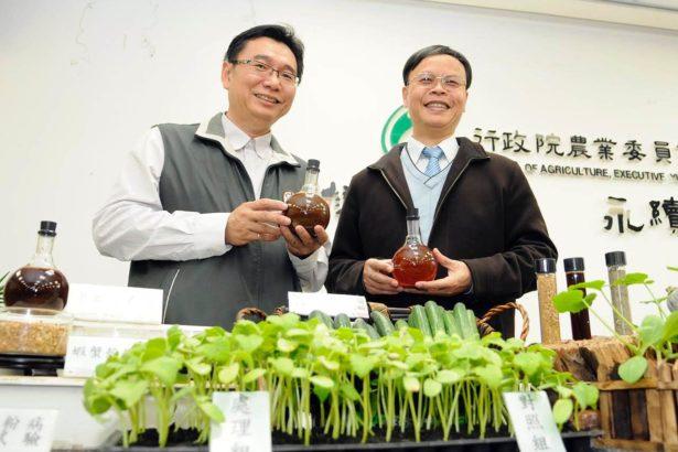農友有福了 甲殼素合劑研發獨步全球 可減少九成白粉病受害率
