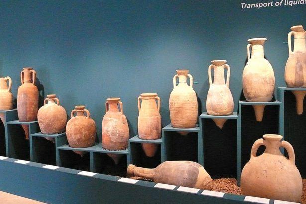 瓦山的故事:橄欖油、垃圾山與古羅馬時代