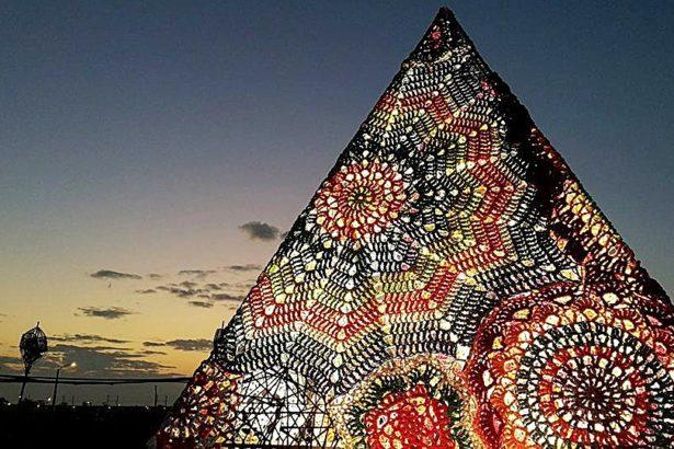15個藝術家 31個社區 雲林燈會 草根藝術生命力