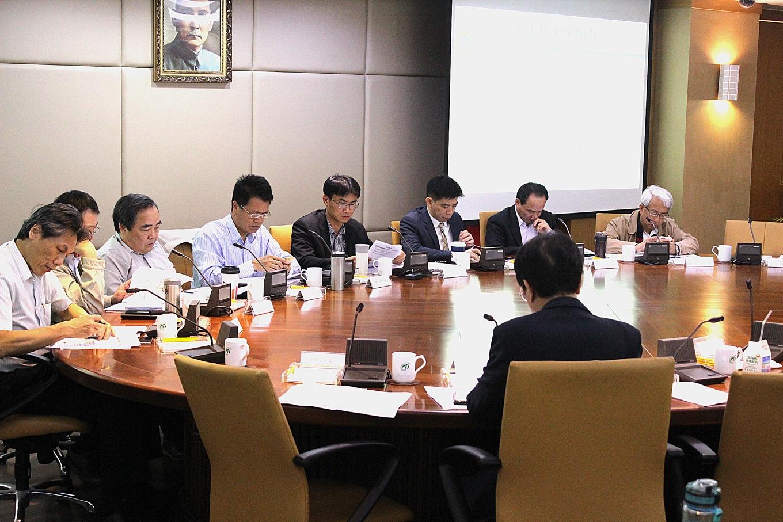 農委會召開公民座談會,討論校園營養午餐問題(攝影_賴郁薇)