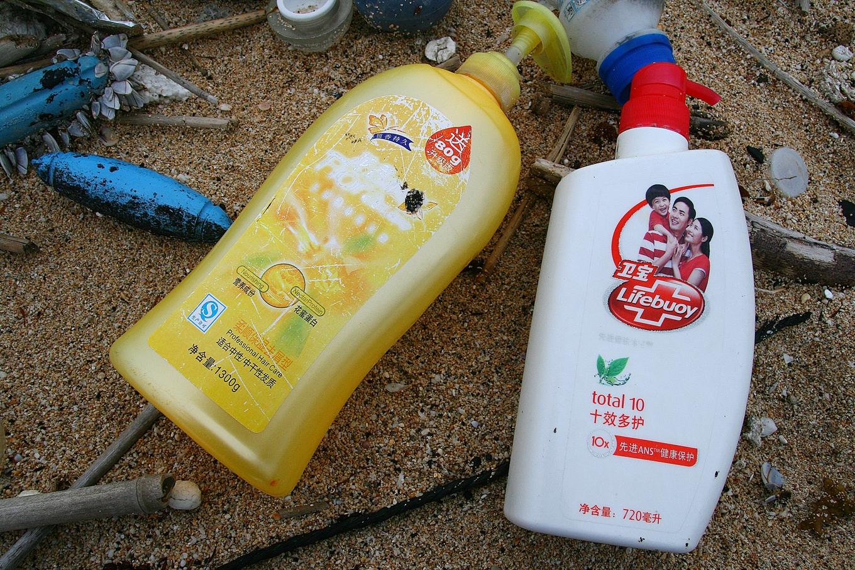 洗髮乳-中國