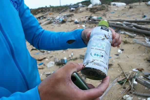 澎湖能見人的海灘只剩5% 海灣成「海洋廢棄物聯合國」