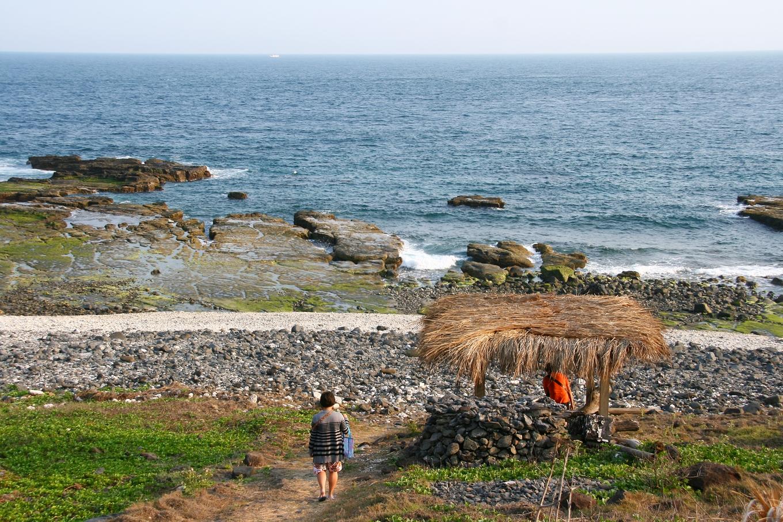 這才是原來的澎湖海灘-七美龍埕美景1