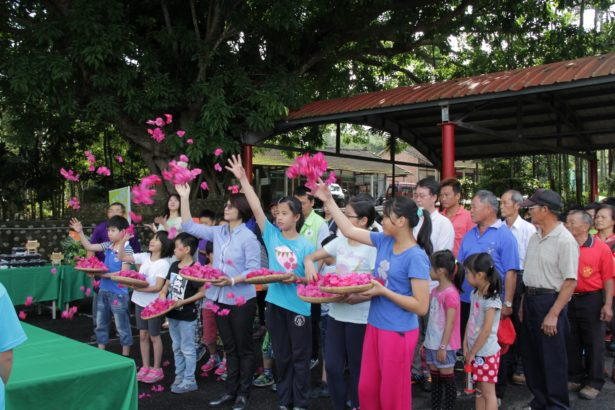 【公民寫手】華南告天祭 生命教育的意念傳承