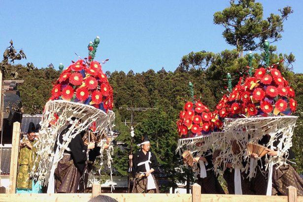 【公民寫手】綠博開幕 山形花笠舞帶來豐收的祈祝