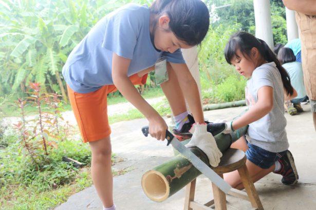 【公民寫手】專屬孩子的食農任務,裡山塾「夏日食農挑戰營」報名中!