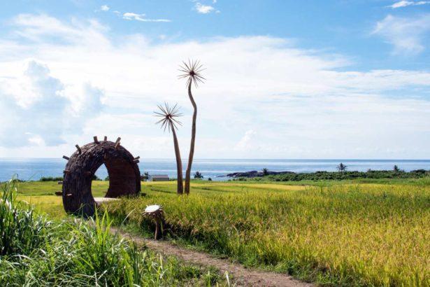 東海岸里山│互助而後美好│米粑流濕地藝術季