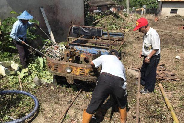 【公民寫手】華南社區農村創業培訓基地開工─打造社區版食物銀行