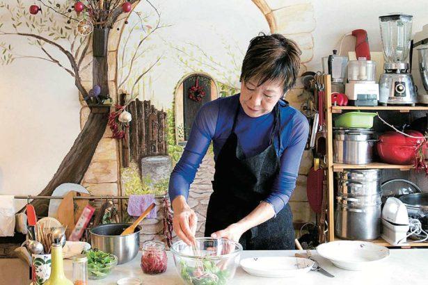 獨居生活也有精彩食風景│谷島女士的「一人做菜學」