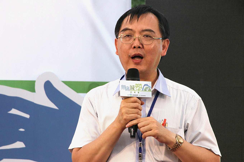 台北市環保局副局長盧世昌(攝影/孔德廉)