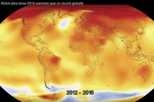 破紀錄最熱的2016年│作物歉收 魚群死亡,極端氣候拉大貧富差距