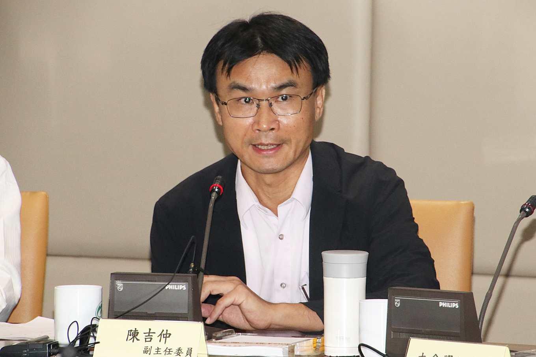 農委會副主委陳吉仲(攝影/孔德廉)