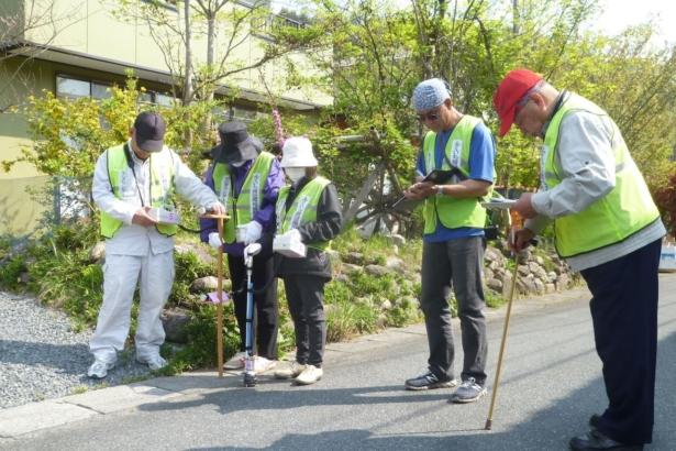 *「福島第一核電廠周邊監視計劃(f1-monitoring-project)」 活動情況。