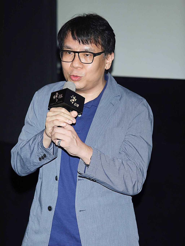 導演賴衍銘(攝影/劉怡馨)