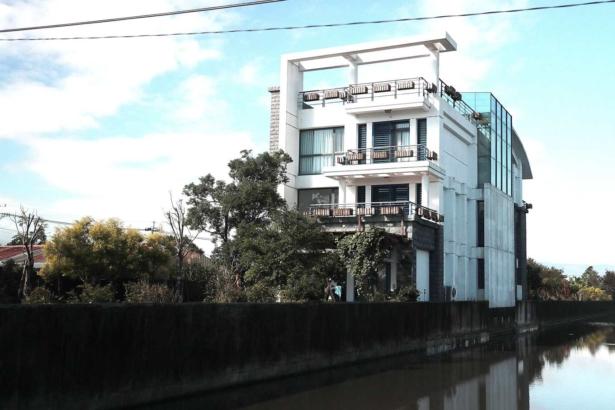 陳金德違規農舍(攝影/上下游)